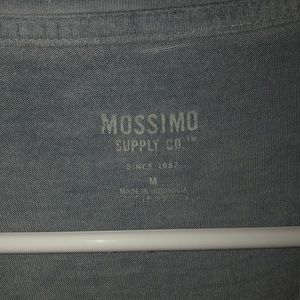 Mossimo Supply Co. Tops - 💨Breezy light grey Shirt
